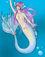 Merman by Nonomichi