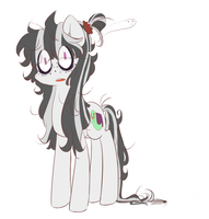 Mlp Oc- Spooks by SilverKnight27