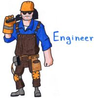 Engineer by YouCanDrawIt