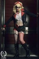 50's Harley Quinn by Evettesniche