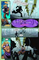 QONQR Page 3 lettered by JoeyVazquez