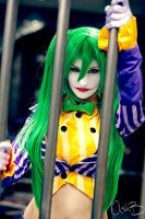 Kelly as Female Joker by AshBimages