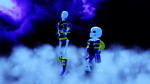 MMD - Outertale [Download] by Togekisspika35