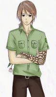 Ryoga date outfit by Huuxera