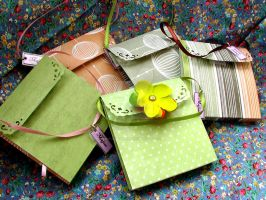 New packaging springtime by Majias-Maker