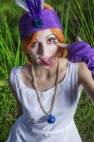 Mafia Jinx - Cosplay league of legends by pink-hika