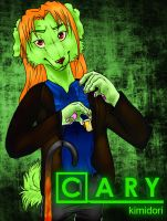 My New Badge by carykaiba
