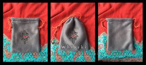 Dragon Age Inquisition Pouch by Whisski
