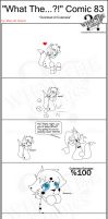 'What The' Comic 83 by TomBoy-Comics