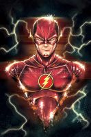 The Flash by jpzilla