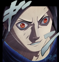 Madara (Naruto Chapter 620) by DrEaMdSiNeR