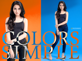 COLORS SIMPLE by nakalphotoworks