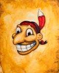 Chief Wahoo by Fruksion