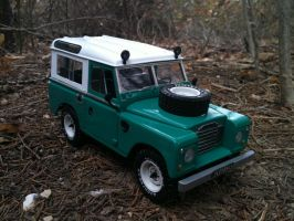 Series 3 Land Rover by vash68
