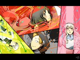 Kagerou Project REQUEST by yellowhima