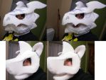Foam Head Base Examples by Tsukune