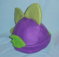 Spike hat by Wolferahm