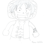 Luffy by funmiproductions