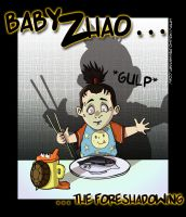 Baby Zhao - The Foreshadowing by Azuho
