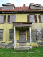 Abandoned House 5 by bean-stock