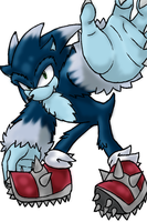 WereSonic :Finished: by DarkCream