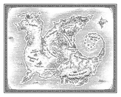 Wings of Fire Map by MikeSchley