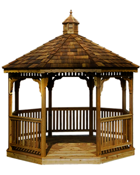 Png Gazebo by Moonglowlilly