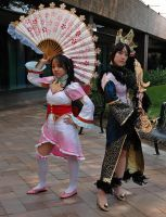 dynasty warriors by mikina