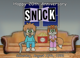 20th Anniversary of SNICK by RyanEchidnaSEAL