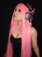 Vocaloid cosplay:Megurine Luka by Princess-Ailish