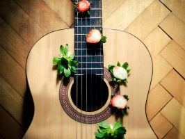 Pieces of heaven on a masterpiece of imagination. by zlati98
