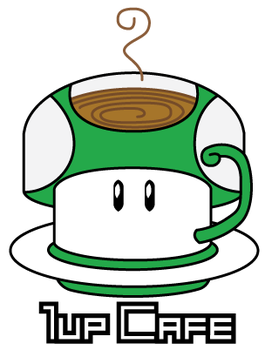 1-up Cafe by FeiticeiraRose