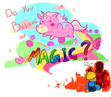 Do You Believe in MAGIC? by ms-wabbit