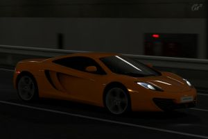 mclaren mp4 12c 3 by JoshuaCordova