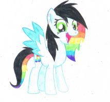 Oc Pony :D by Narwhals-are-beast