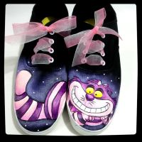 chesire cat shoes by erik-avintage