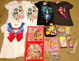 Sailor Moon Sales 2 by ForsakenWanderer