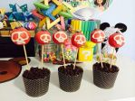 Ziggs bomb cake pops! by antenna-girl