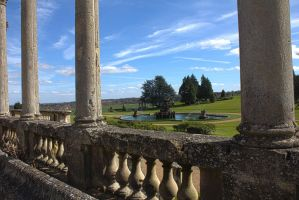 Witley Court Grounds by kizer29