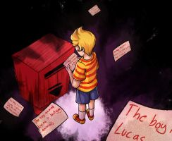 The Boy Named Lucas... by Ultipoter