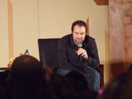 David Hewlett by MeredithSGA
