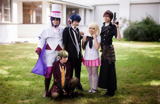 Blue Exorcist by JonneCat
