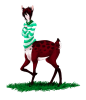 Deer Boy by HappyFoxChelsy