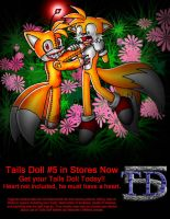 Tails Doll 2 by Lord-Kiyo