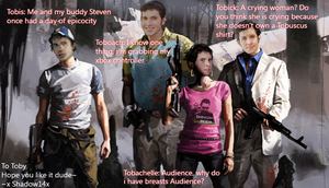 L4D2 : Tobuscus Edit by dark-magician-girl14