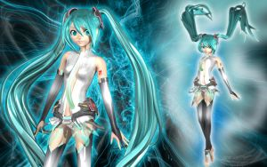 Miku Append by Primantis