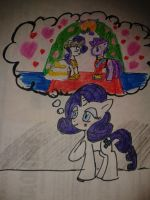 TULLoDS: Rarity's Dream by FerGarcia220