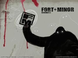 Fort Minor Wallpaper by UnhingedMouse0