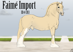 #283 Faime Import - Northeast-Stables by emmy1320