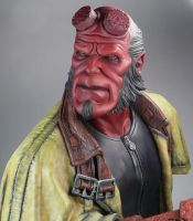 Hellboy 7, Garage Kit by Harkon72